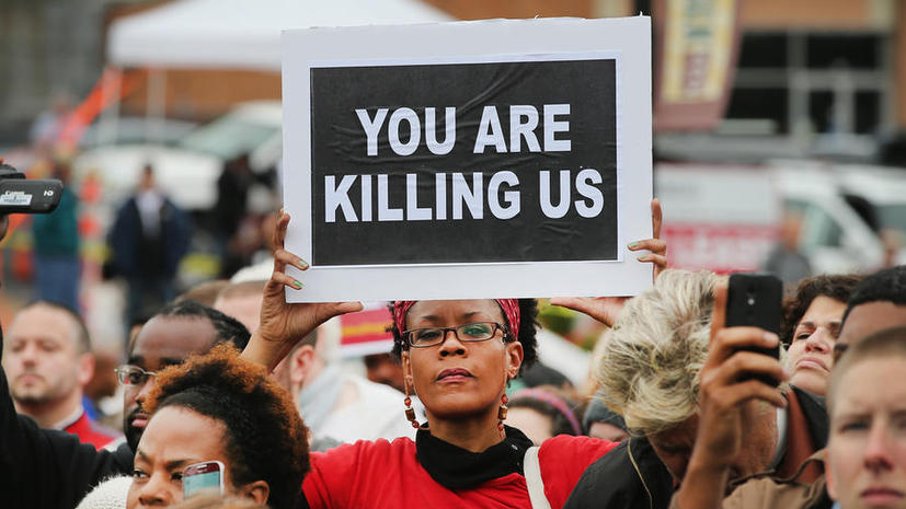Нью-Йорк в ожидании беспорядков: ещё один полицейский, совершивший убийство, избежал суда