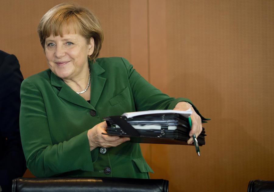 Ангела Меркель вновь признана самой влиятельной женщиной мира