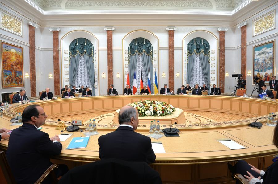 Ангела Меркель пригласила глав МИД «нормандской четвёрки» в Берлин на переговоры по Украине