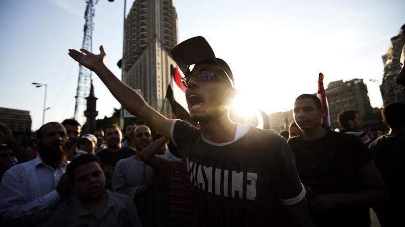 «Братья-мусульмане» объявили мобилизацию сторонников в Каире