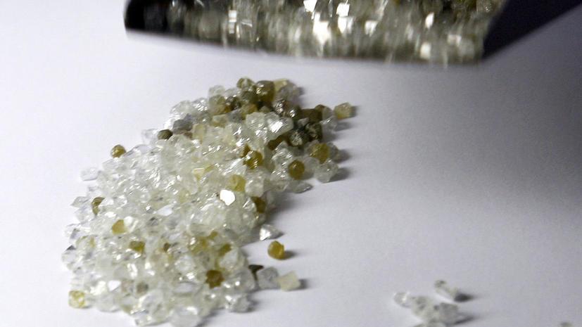 В Брюсселе алмазы крадут сразу ящиками