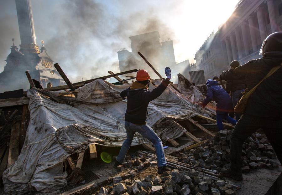 Киев попросил не показывать во Франции фильм-расследование о событиях на Майдане и в Одессе