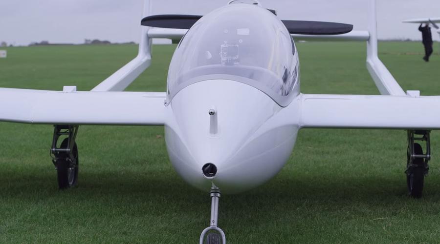 Учёные испытали первый самолёт с гибридным двигателем