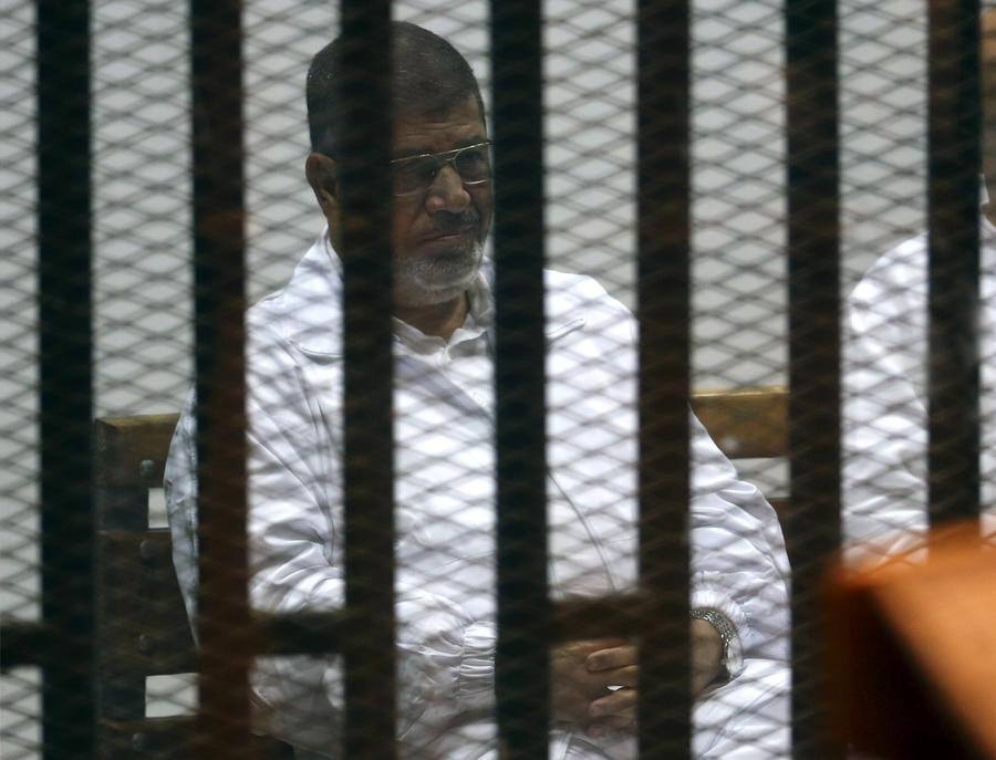 Бывший президент Египта Мухаммед Мурси приговорён к 20 годам тюрьмы
