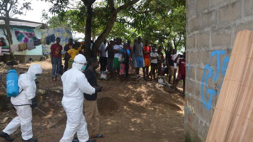 Учёные: Вирус Эбола мутирует от пациента к пациенту