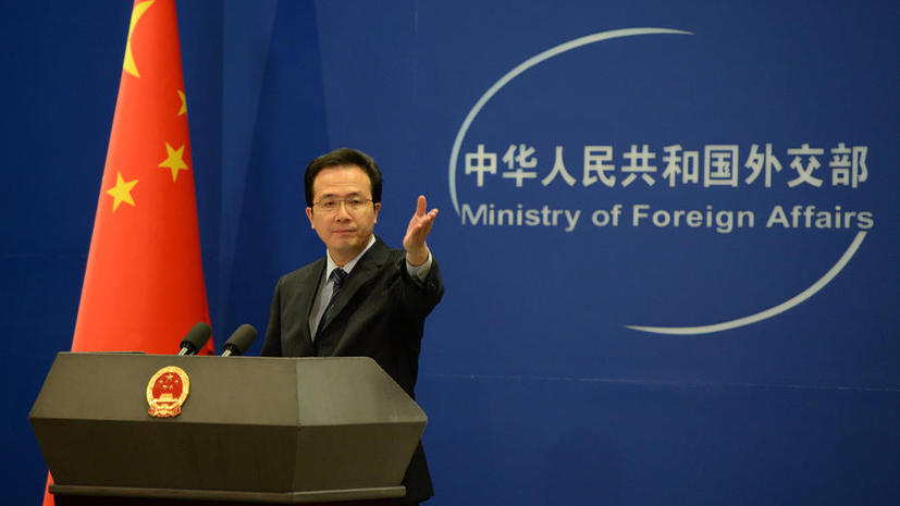 Китай заявил, что возможная интервенция США в Сирии противоречит международному праву