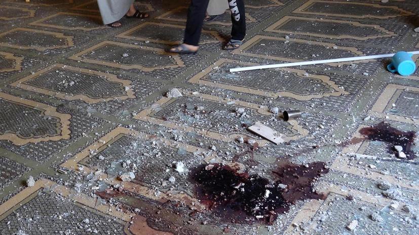 Боевики в Ираке расстреляли 14 водителей грузовиков на фальшивом КПП