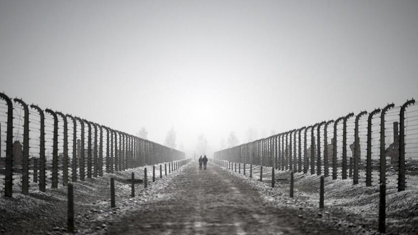 Минобороны РФ рассекретило ряд документов об освобождении Освенцима