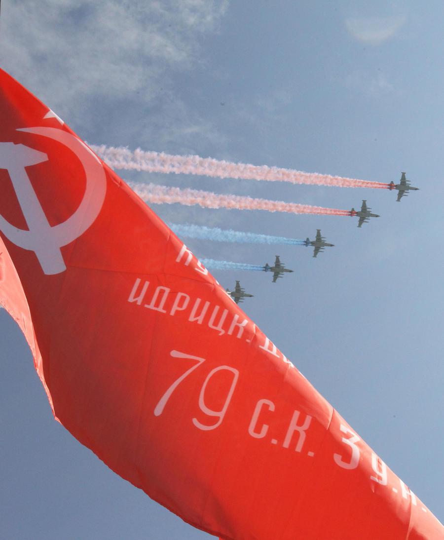 70-летие Великой Победы отметили по всему миру