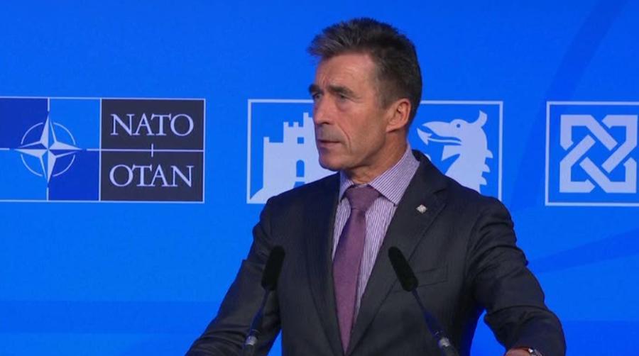 Андерс Фог Расмуссен: Основополагающий акт Россия-НАТО остаётся в силе