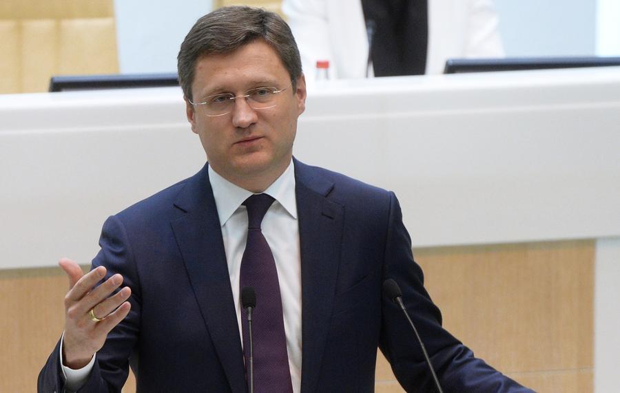 Глава Минэнерго РФ Александр Новак назвал политическим решение Киева отказаться от российского газа