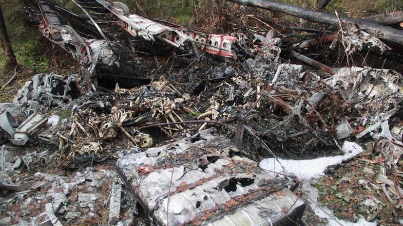 Родственникам погибших в результате крушения Ан-2 выплатят по 1 млн рублей