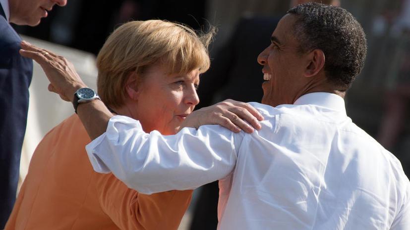 СМИ: Немецкие спецслужбы прикрывали шпионскую деятельность американцев