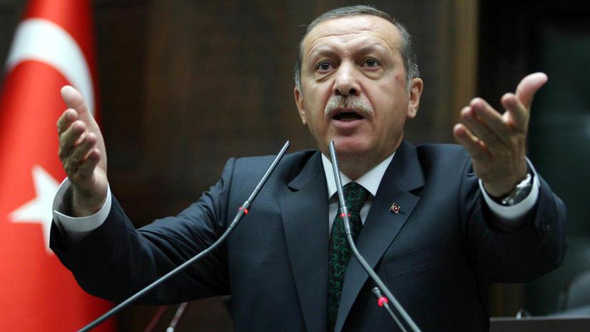 Университет Алеппо лишил Эрдогана степени почётного доктора