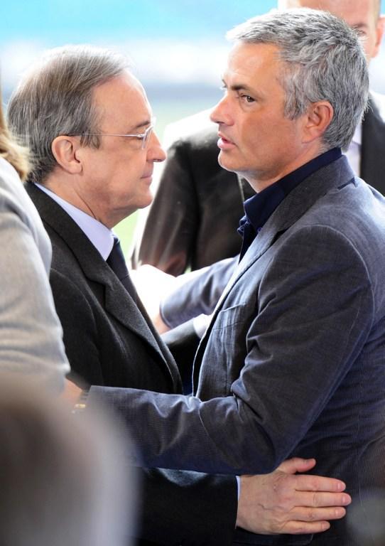 Жозе Моуриньо покинет пост наставника мадридского «Реала»