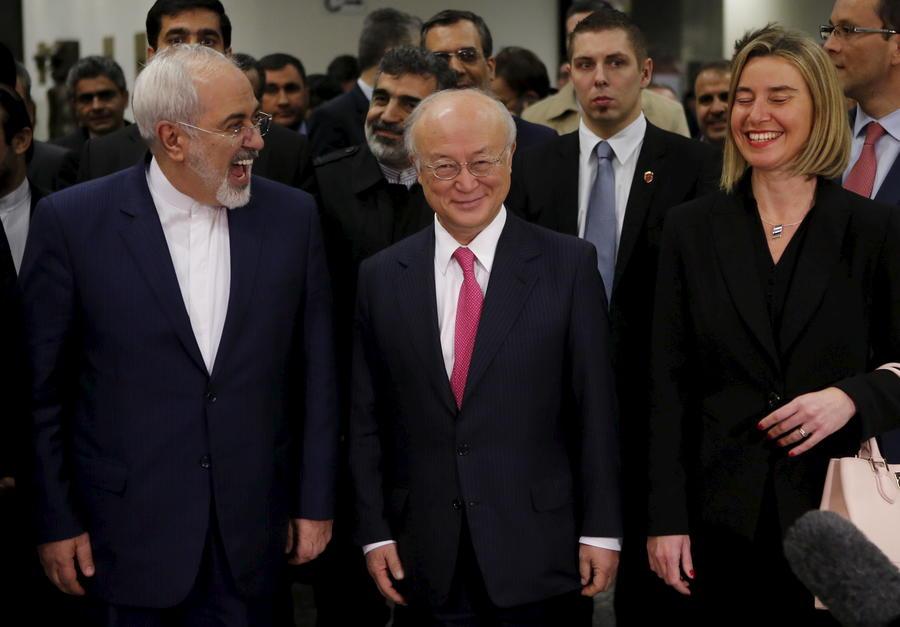 ЕС и США объявили о снятии связанных с ядерной программой Ирана санкций