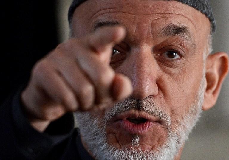 Власти Афганистана: действия США - непродуманные и бесцельные