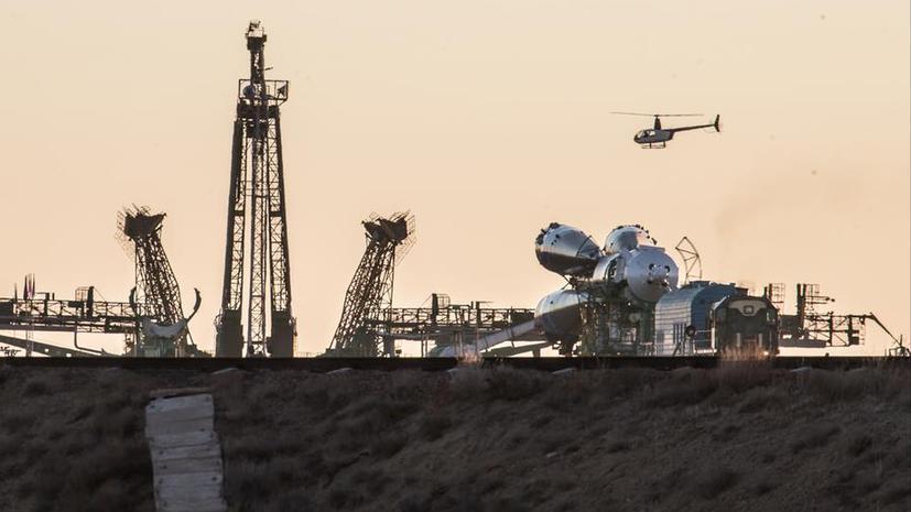 В России намерены разработать ракету, летающую на природном газе