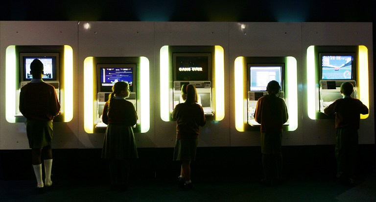 Сразу 14 компьютерных игр признаны произведениями современного искусства