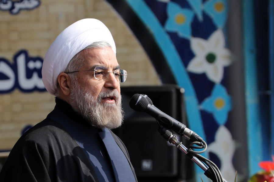 Хасан Роухани: Иран отказался от производства ядерного оружия