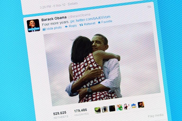 Избрание Обамы спровоцировало волну расизма в Twitter