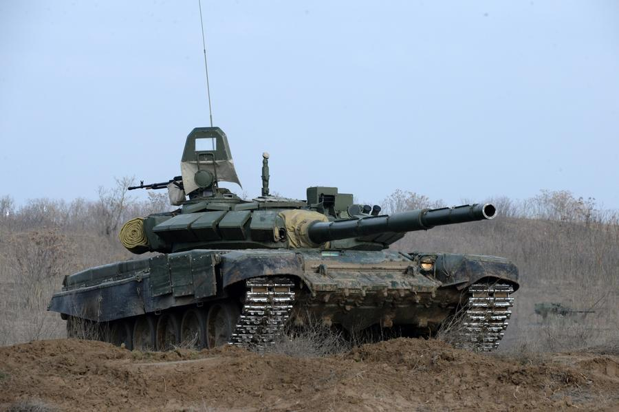 The National Interest: Владимир Путин превратил армию России в смертоносную боевую силу