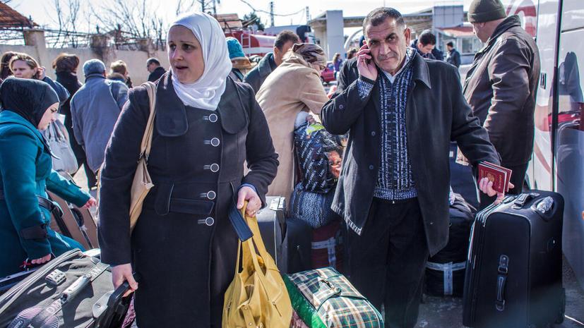 «Аль-Арабия»: Москва эвакуирует россиян из Сирии на фоне прогресса боевиков