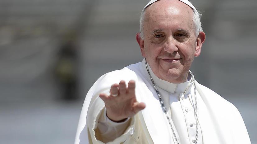 Папа Римский: Карьеристам не место среди священнослужителей