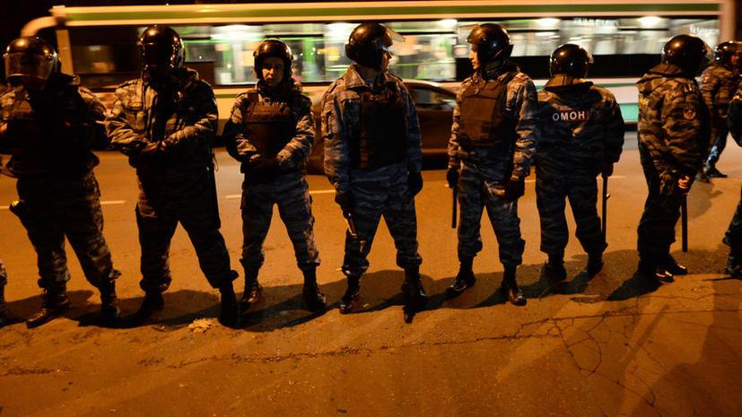 Предполагаемый организатор драки в Люберцах задержан