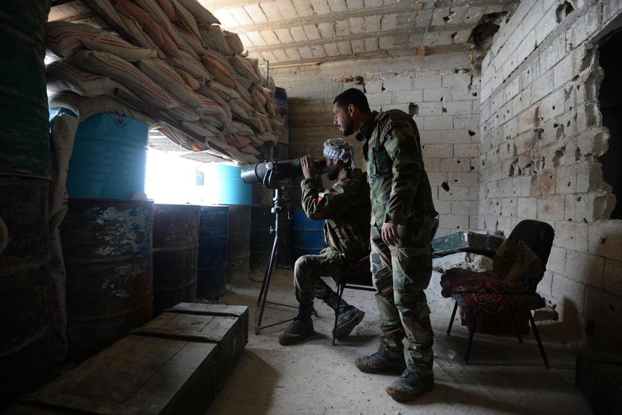 Эксперт: Атака коалиции во главе с США на сирийский объект могла быть преднамеренной