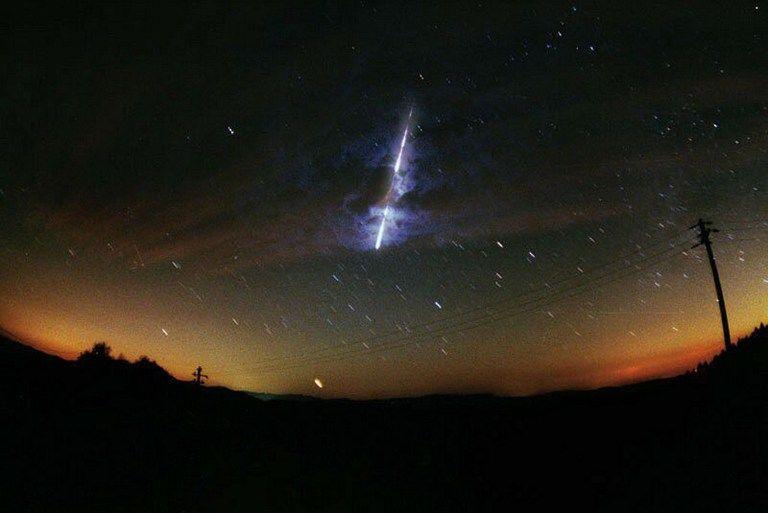 Метеорит, упавший в Челябинской области, не связан с астероидом DA14 - NASA