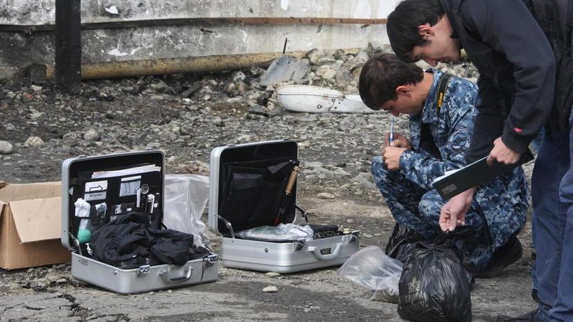 Мощность взрыва в Пятигорске составила 50 кг в тротиловом эквиваленте
