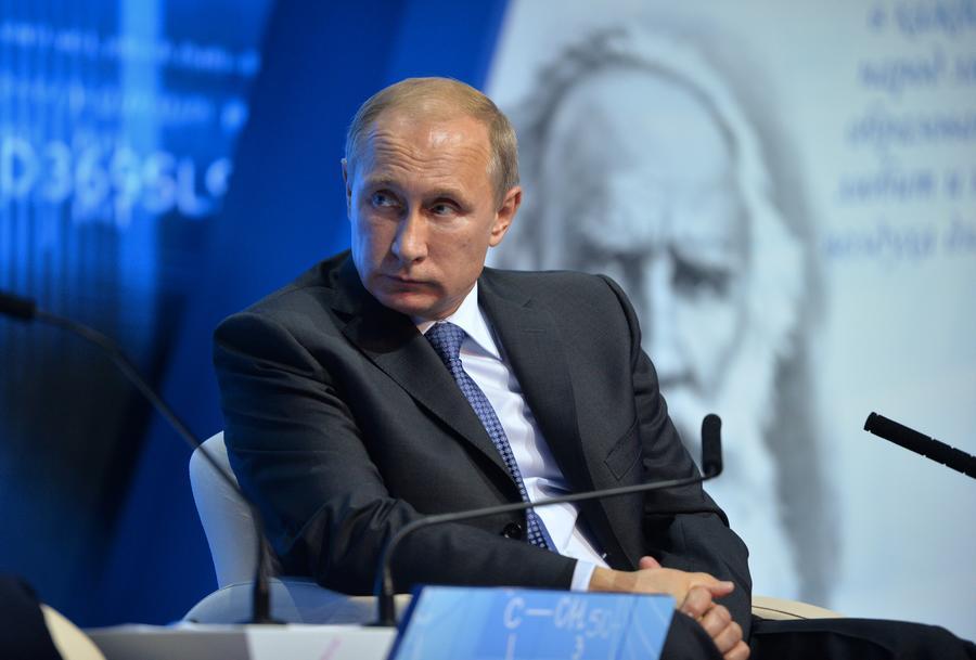 Владимир Путин: Образование в России должно быть бесплатным