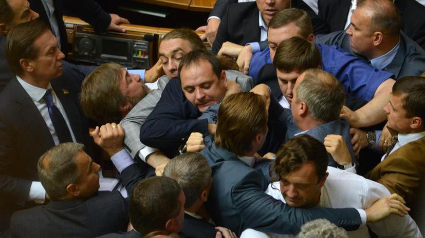 Неевропейский путь: украинские политики по-своему понимают закон и демократию
