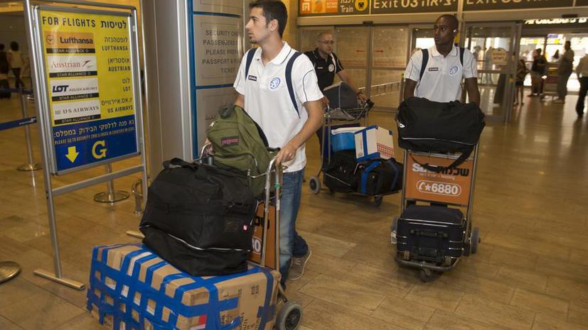 В Израиле ради Олимпиады в Сочи пациент сбежал из психиатрической клиники