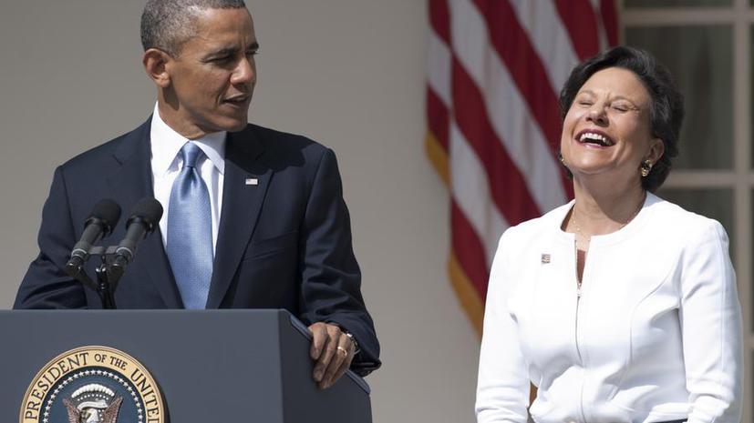 Сенат США утвердил на пост министра торговли женщину-миллиардера