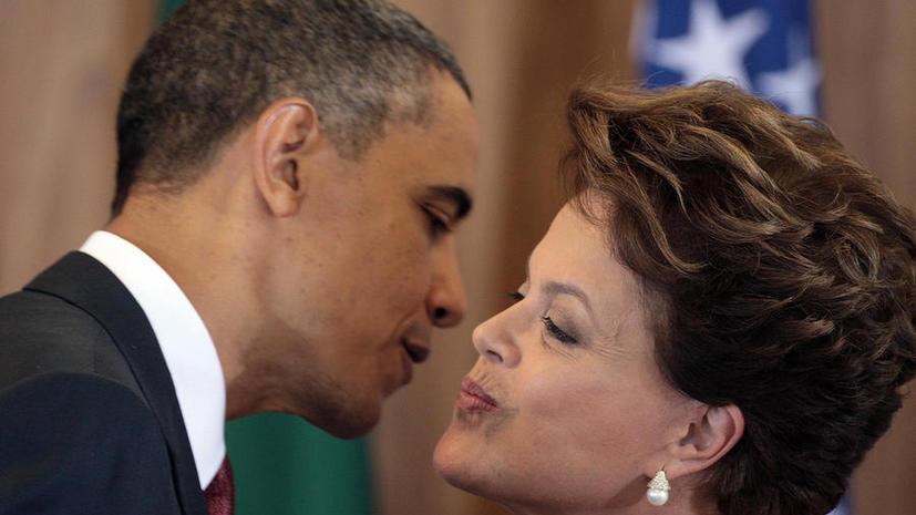 СМИ: скандал с прослушкой поставил под вопрос визит президента Бразилии в США