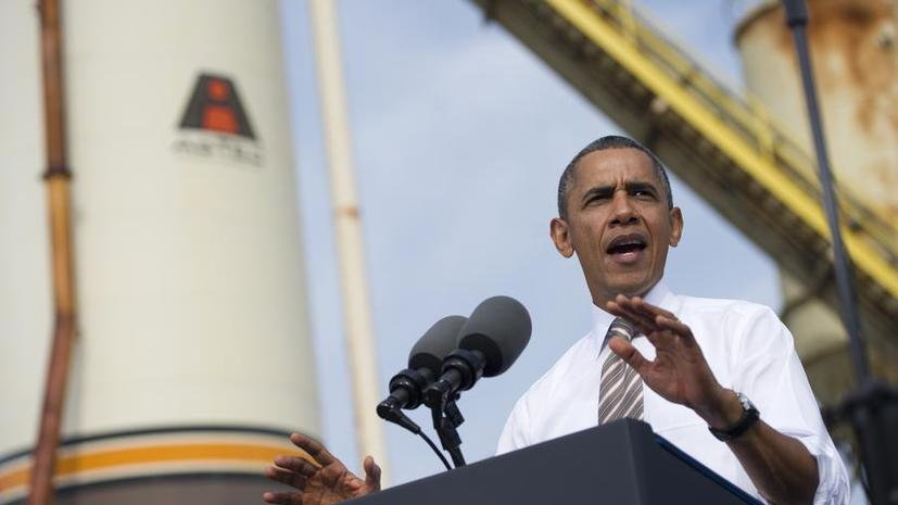 Обама призвал конгрессменов принять закон по бюджету в четверг