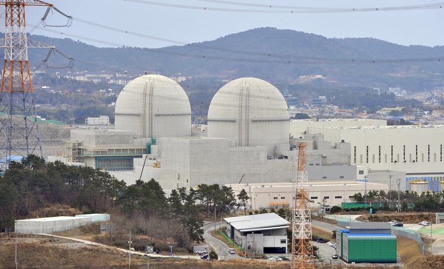 В Южной Корее остановлены два ядерных реактора