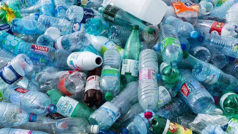 Cоюз защиты прав потребителей выступил против пластиковых бутылок