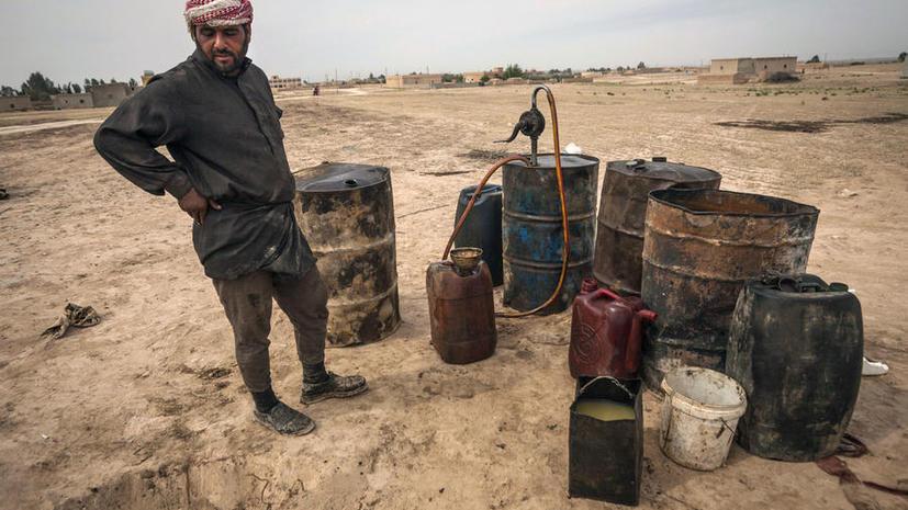 «Исламское государство» ищет управляющего для нефтяного бизнеса