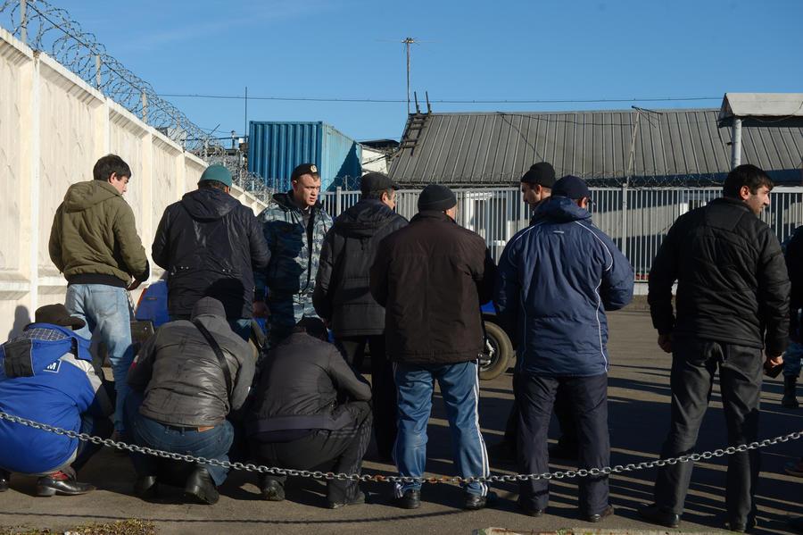 Овощебазу в Бирюлёве закрыли в рамках уголовного дела
