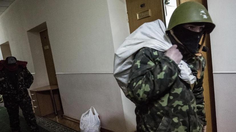 Ущерб министерства аграрной политики Украины от «евромайдана» оценили в 1 млн гривен