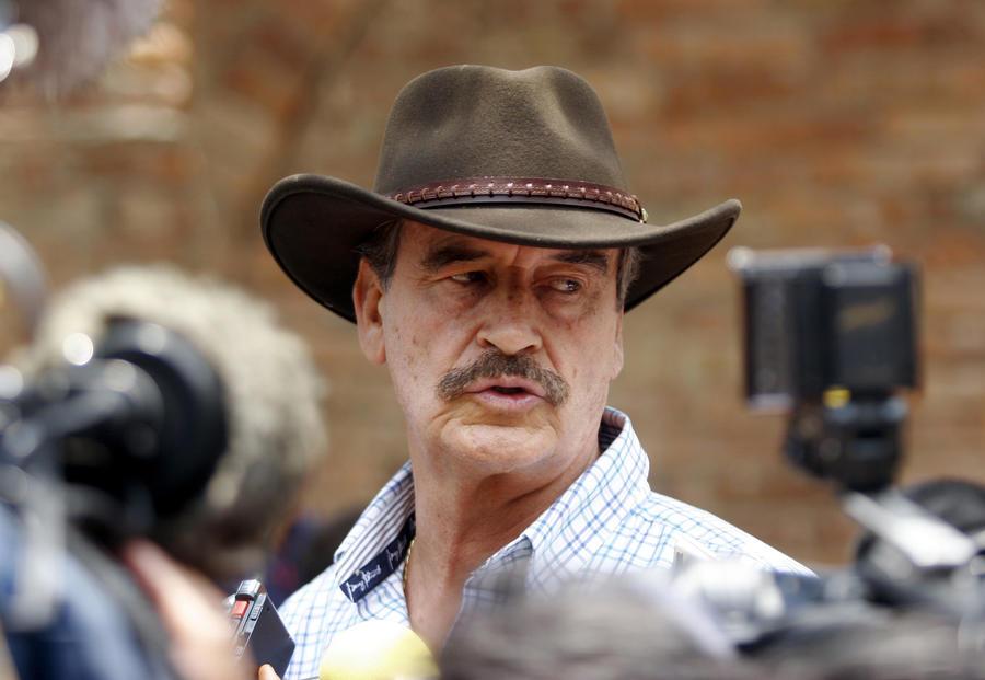 Экс-президент Мексики признался, что с удовольствием выращивал бы марихуану