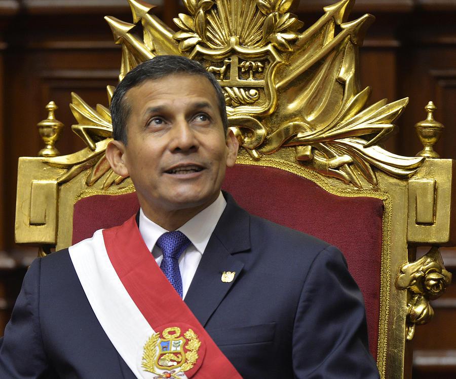 Anonymous взломали сайт президента Перу и сорвали трансляцию его послания