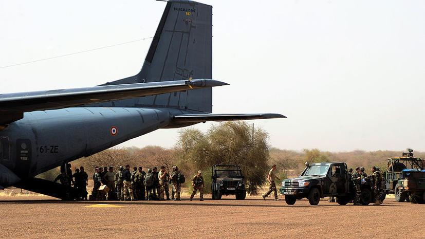 Французы покинут Мали в следующем месяце