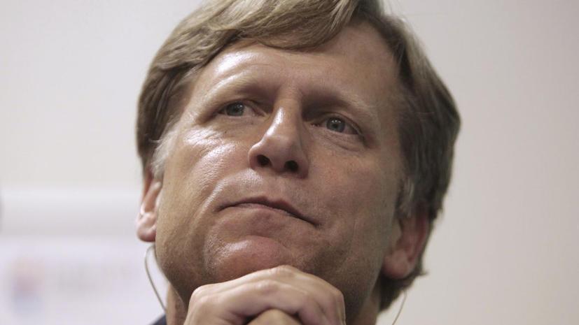Посол США Макфол не будет разговаривать с Госдумой, но готов встретиться с депутатами лично