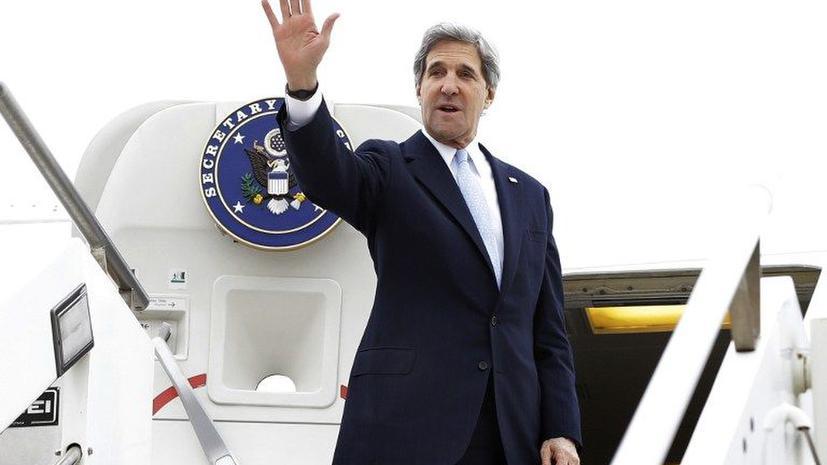 Египтяне встретили Джона Керри волной кровавых протестов