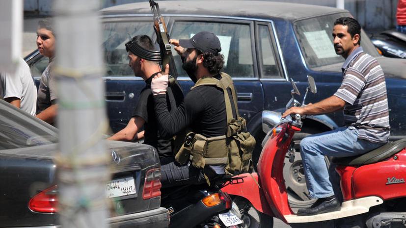 Американская газета: США создают арсеналы для сирийских боевиков на территории Иордании