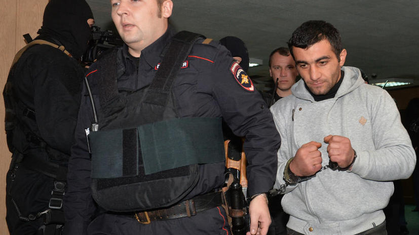 Подозреваемый в убийстве Егора Щербакова отказался признавать вину, его арестовали на два месяца